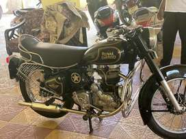Royal Enfield Bullet 1962 Well Maintained
