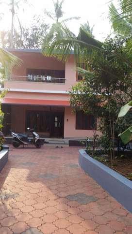 House for rent in kadiroor