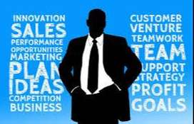Executive/Manager/Business Lead - Sales - Marketing Services (0-6 yrs)