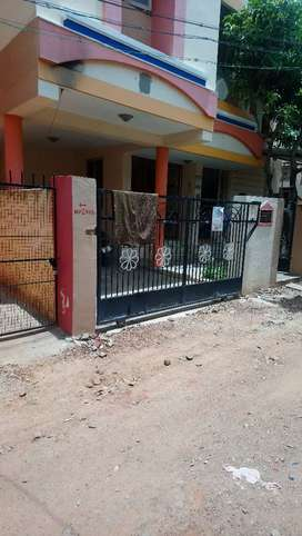 Residential/2/bhk house villas/G/floor Rent. Kattur.