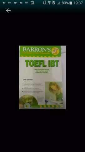 jual murah TOEFL IBT TANPA CD