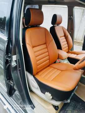 Seat cover artificial leather cheap rate