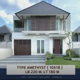 Rumah mewah CitraLand Tamalanrea type 220/180 kota makassar