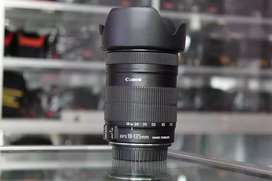 Canon EFS 18-135mm IS Mulus Istimewa
