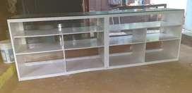 Multipurpose shelves