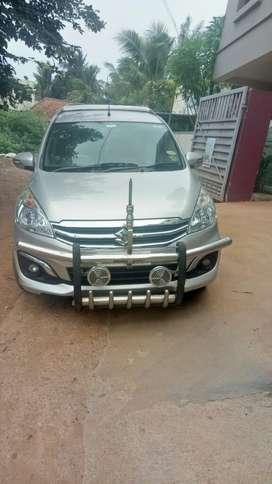 Maruti Suzuki Ertiga SHVS ZDI Plus, 2013, Diesel