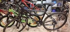 Veloce Static Hybrid Bicycle