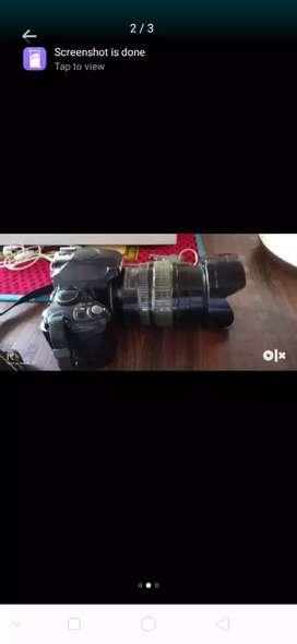Nikon camera villege sehna (barnala)