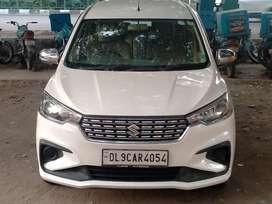 Maruti Suzuki Ertiga 2012-2015 VXI ABS, 2019, Petrol