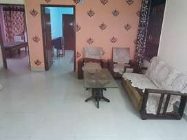 Semi furnished house for family only job class in deep nagar jalandhar