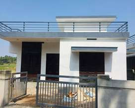 A NEW 2BHK 4CENTS 1100SQ FT HOUSE IN OLARI,THRISSUR