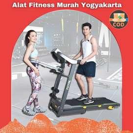 Treadmill Elektrik 3 fungsi TL-288 Yogyakarta / Treadmill Murah Sleman