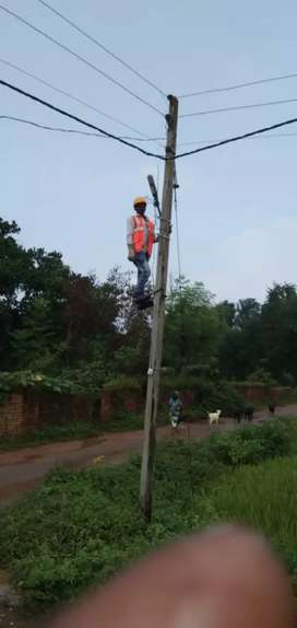 Mentenence work in Bokaro gram Panchayat