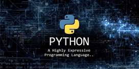 Want Experience Python developer fixed salary minimum experience 5 y