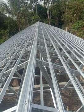 Tukang pasang atap baja ringan wilayah bandung dan sekitarnya