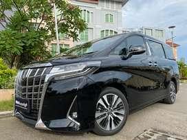 Alphard 2.5 G ATPM 2019 Black Km10rb Heater Seat #AUTOHIGH #MUST HAVE
