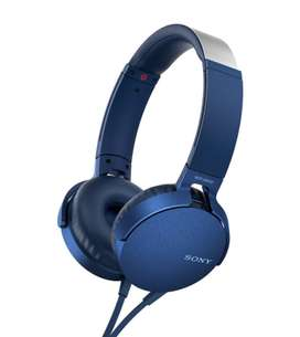 Sony MDR-XD550AP wired headphone