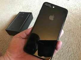 iPhone 7 Plus 32gb Black Colour 18 months Warranty  & Insurance.
