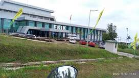 Rumah dua lantai untuk kos-kosan sangat dekat dengan kampus UIN