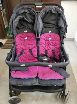 Twin Stroller (Joie Aire)