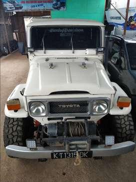 Toyota hardtop fj40 1975 bensin