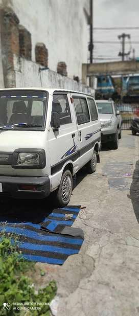 Maruti Suzuki Omni BSIII 8-STR W/ IMMOBILISER, 2014, Petrol