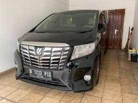 Toyota Alphard G 2.4 ATPM