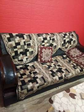 King Size Sofa set with centre Table