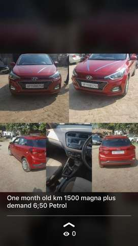 Hyundai Elite I20 Magna 1.2, 2019, Petrol