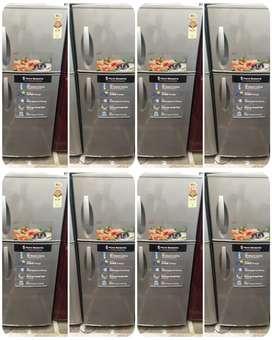 @ 13500 double door fridge 315 ltr {{ 5 yrs warranty }}