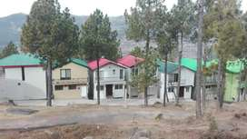 2,3,4 marla plots for sale in a gated community on Murree Express Way