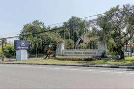 Rumah tanah luas lokasi strategis di Yogyakarta