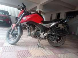 Honda hornet in excellent condition with 52 kms milage