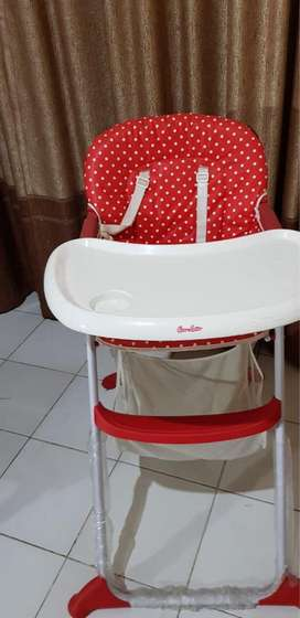 Baby Chair/High Chair/Kursi Makan untuk Bayi Merk Cocolatte