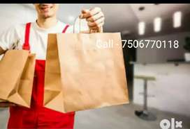 Food delivery/grocery delivery jobs