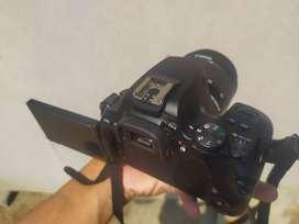 Jual cepat dan murah BU, Canon DSLR 200D Mark ii