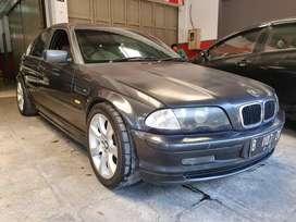 Bmw 325i 2002 - kondisi apa adanya - murah sekali -
