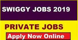 bulk hirings in swiggy !