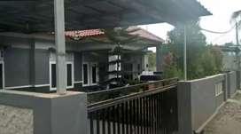 Di jual Rumah Siap Huni Pinggir Jalan Kampung Masuk Mobil