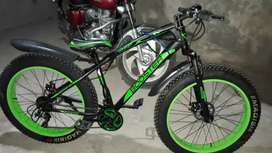 Fat bike selling