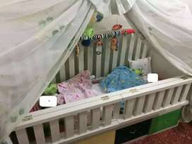 Dijual cepat Box Bayi / Boks Bayi / Tempat tidur bayi