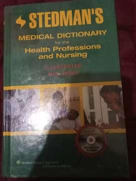 Buku kedokteran dan kamus bahasa indonesia