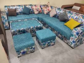 Decor L shape sofa