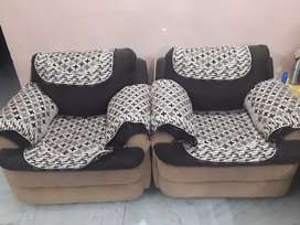 Sofa set 3 +2 sitting