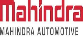Mahindra Motors Automobile Manufacturing Company - Urgent Requirement