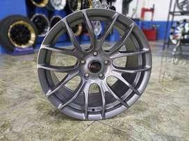 velg mobil racing type->OSTER JD106 HSR R17X759 H5X114,3 ET4235 SMG