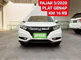HONDA HRV E CVT 2017 PUTIH Matic At, MINT CONDITION