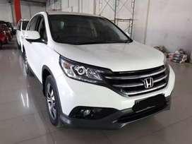"""Honda New CRV 2.4 Matic """"2014"""" Putih"""