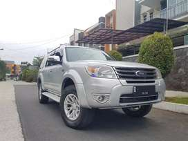 Ford EVEREST Xlt 4x2 AT DIESEL 2012 || CR-V X-TRAIL