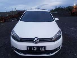 VW golf Tsi automatic th 2011 full ori istimewa